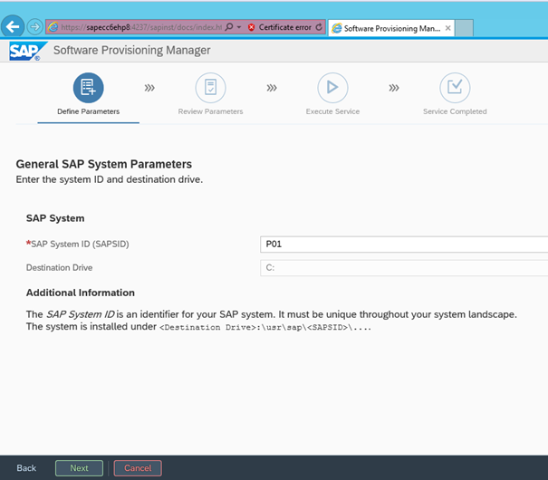 How to install SAP IDES EHP8 at PC – Part 3 - Petr Knows